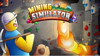Mining Simulaor ROBLOX Rasa PUBG Mobile ?