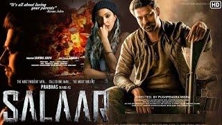 SALAAR FULL MOVIE FACTS HD 4K | Prabhas | Prashanth Neel | Hombale Films | Shruti Hassan | Upcoming