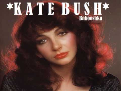 Kate Bush Babooshka Youtube