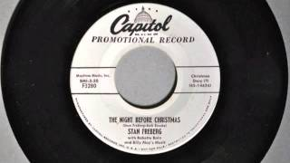 Stan Freberg - The Night Before Christmas (1955)