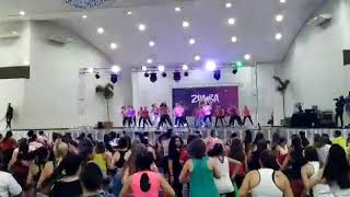 Baixar Zumba Fest Cascavel - In We Blood ( Machel Montano )
