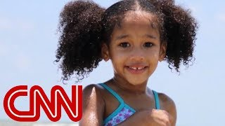 While searching for 4-year-old Maleah Davis, authorities found the remains of a child in Arkansas. Police haven't confirmed if the body is Davis'. #CNN #News.