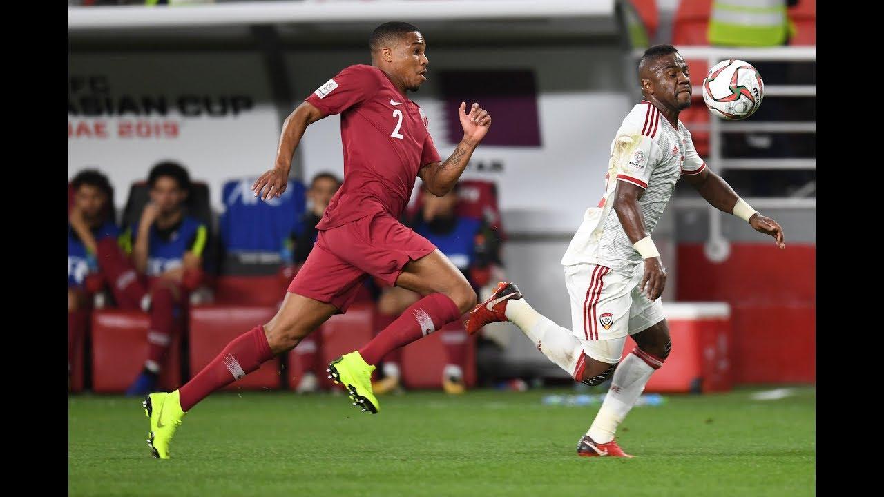 Download Highlights: Qatar 4-0 UAE (AFC Asian Cup UAE 2019: Semi-Finals)