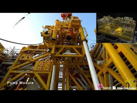 Åsgard Subsea Gas Compression - The Vision