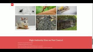 Types of Pest Control Services & Methods