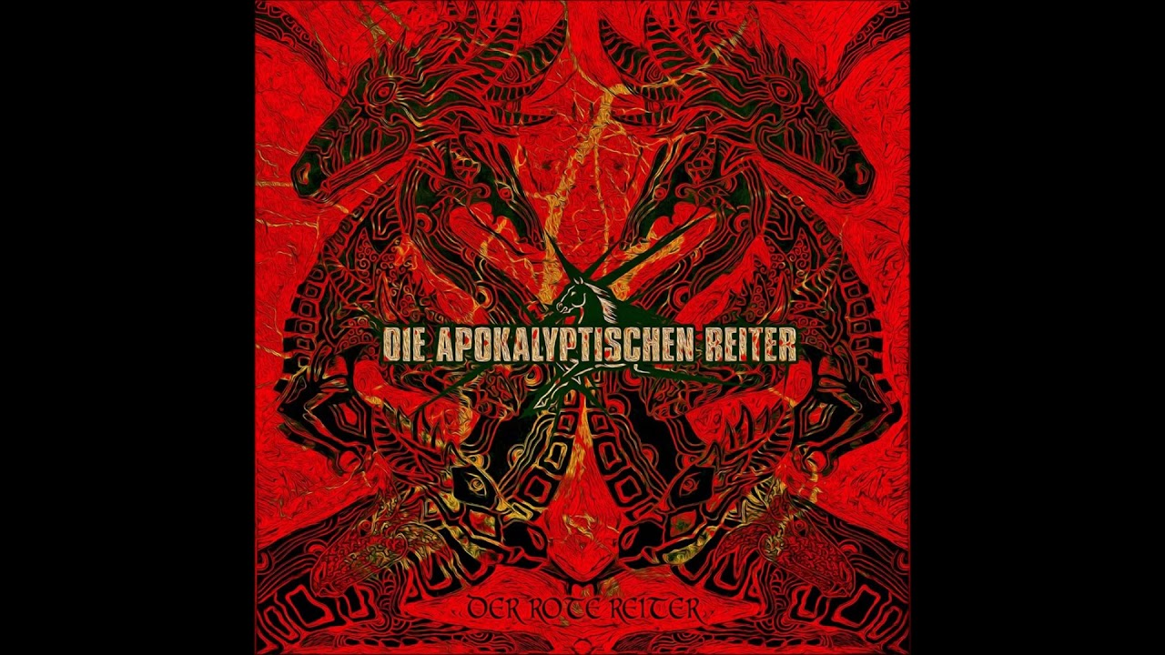 Die Apokalyptischen Reiter - Reitermaniacs Lyrics ...