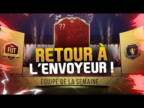 RÉCOMPENSES ÉLITE 1 - RETOUR À L'ENVOYEUR !