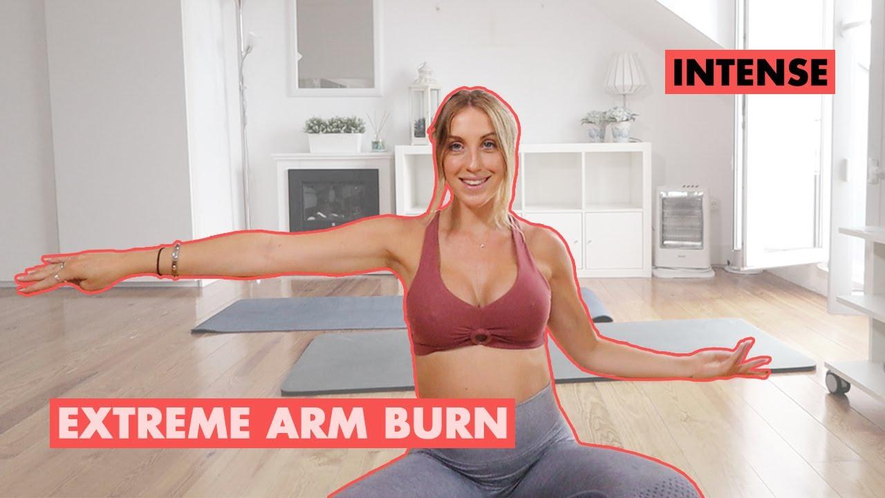 EXTREME Arm Burn - 7 mins - Level Up!