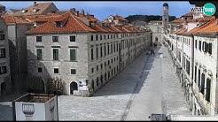 Dubrovnik Stradun u doba korona virusa, 01.04.2020.