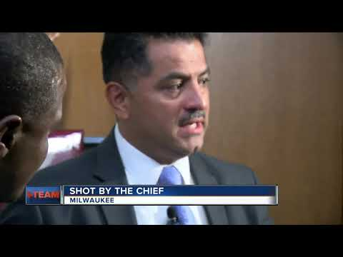 20 years later: man shot by milwaukee police chief in 1997 changes his life