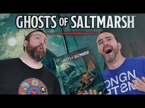 Why We Like Ghosts of Saltmarsh | 5e Dungeons & Dragons | Web DM