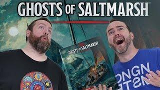 Why We Like Ghosts of Saltmarsh | 5e Dungeons & Dragons | Web DM