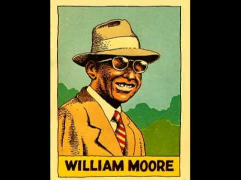 One Way Gal (WILLIAM MOORE, January 1928) Ragtime Guitar Legend