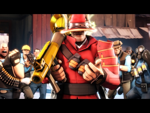 [TF2] The Rocket Man Returns - Tryhard Tuesday