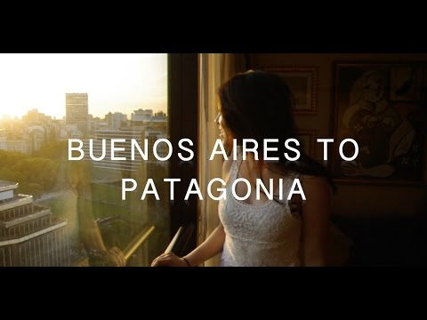 Argentina Travel Vlog: Buenos Aires to Patagonia