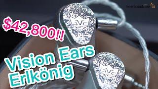四萬元級一副IEM!Vision Ears Erlkönig