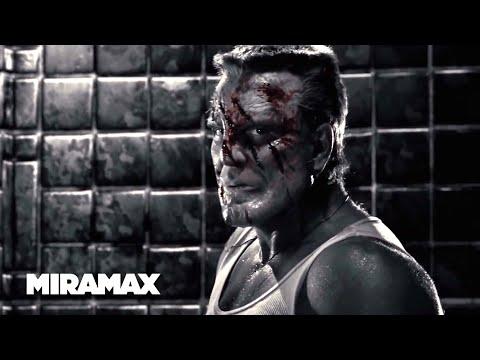 Sin City  'Maniac' HD  Mickey Rourke, Carla Gugino  MIRAMAX