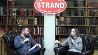 Joyce Carol Oates discusses Carthage with Isaac Fitzgerald