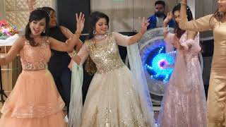 Punjabi Engagement Bride Dance Performance || 2020 ||