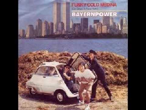 Funky Cold Medina - Tone-Loc - YouTube