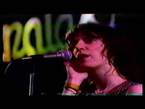 Patti Smith - Gloria (1979) Germany