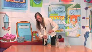 How to make your own floating fish toy - from Fun Kids Inspiring Engineers