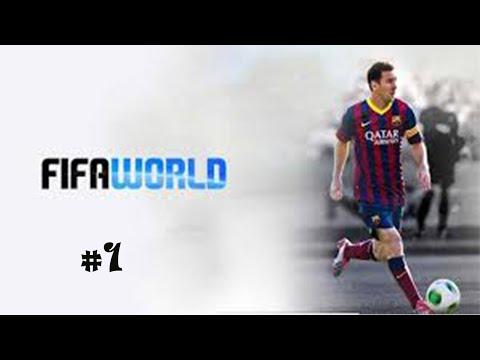 Fifa World Beta 1 - Federation Internacional Futebol America