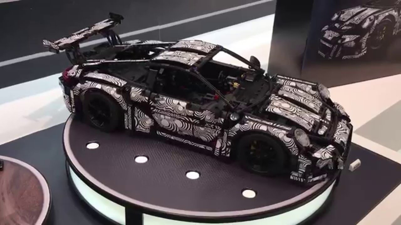 lego technic porsche 42056 youtube. Black Bedroom Furniture Sets. Home Design Ideas