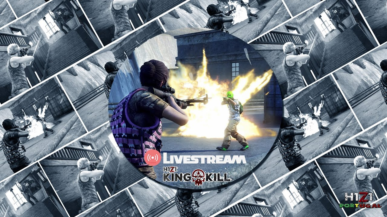 Live Stream H1z1 King Of The Kill Kotk 111 Portugues Pt Pt