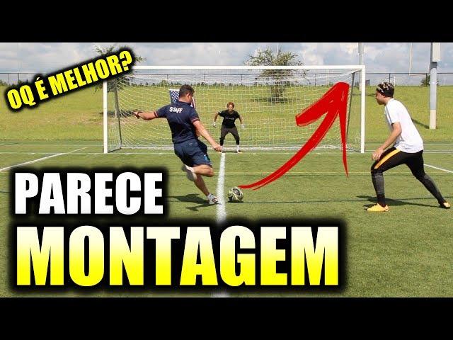 QUALIDADE vs FORÇA! feat. Coach - DECISÃO DE PÊNALTIS