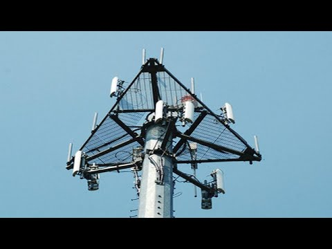 How To Update AT&T Cell Phones To New Towers