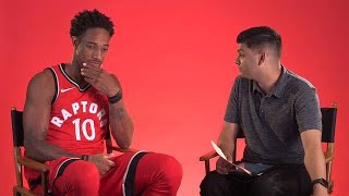 In this edition of Know your Raptors, Sportsnet's Faizal Khamisa talks to the guys about who can cook, who absolutely can not, and what some of their favourite ...