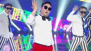 《EXCITING》 PSY - NEW FACE @인기가요 Inkigayo 20170521
