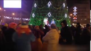 Грустный праздник  как провели новогодние каникулы оккупированные территории?   Гражданская оборона