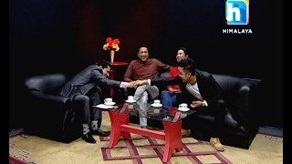 धमला माथि LAURE, DEEYA र RAYMON को हमला -Himalaya Roadies Judges- Dhamala Ko Hamala 19th Feb 2017