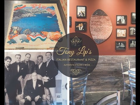 Tony Lip S Italian Restaurant Pizza Franklin Lakes Nj 201 904 2166