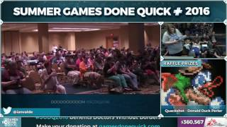 Tetris Attack by Darkwing Duck, FFR Pro 21, Edobean, CardsOfTheHeart in 0:10:10 - SGDQ2016 - Part 96