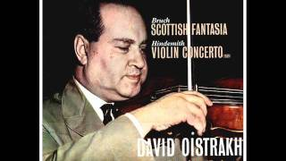 Paul Hindemith-Violin Concerto (Complete)