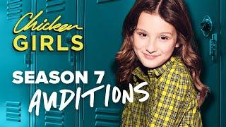 CHICKEN GIRLS   Season 7 Auditions   Hayley LeBlanc