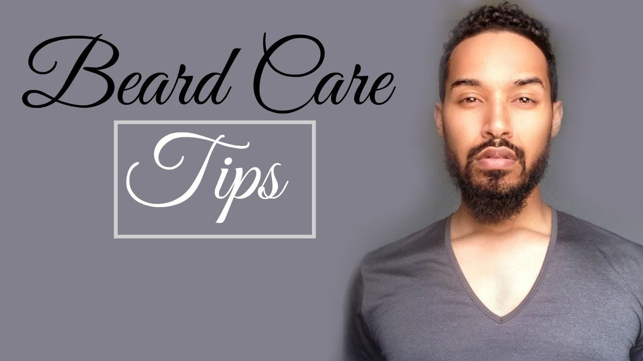 Captivating How To Care For Your Beard | Stop Beard Itch | Soften Your Beard   YouTube