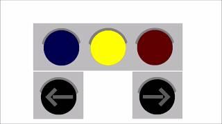 信号機の動き方 10種+α