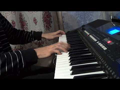 Импровизация на синтезаторе с автоаккомпанементом