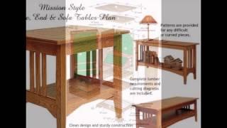 Woodworking Chair - Garden Furniture Plans