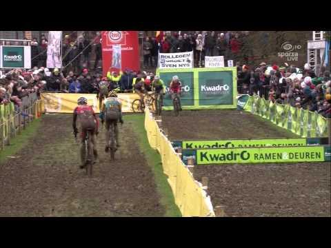 Veldrijden / Cyclocross National Championship - Belgium 2015 - Erpe Mere - Elite Men