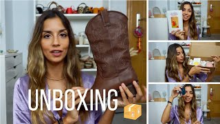 ¡¡UNBOXING!! Maquillaje, zapatos, libros...|| State Beauty