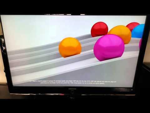 Sprint vs verizon commercial