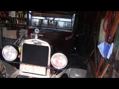 OAKLAND AUTOMOBILE RESTORATION SHOP (part 1)