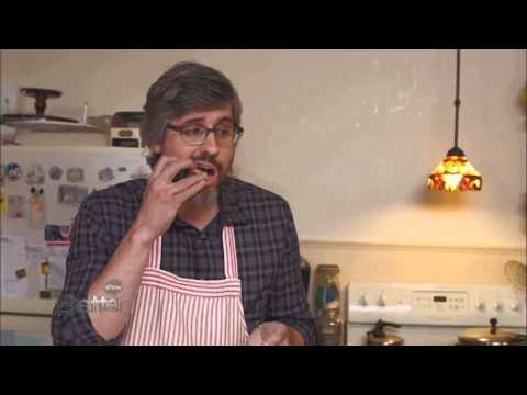 Mo Rocca Cooking With Grandmas
