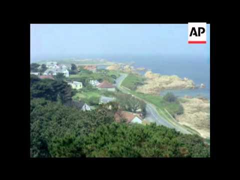 CHANNEL ISLANDS LIBERATION - COLOUR - NO SOUND