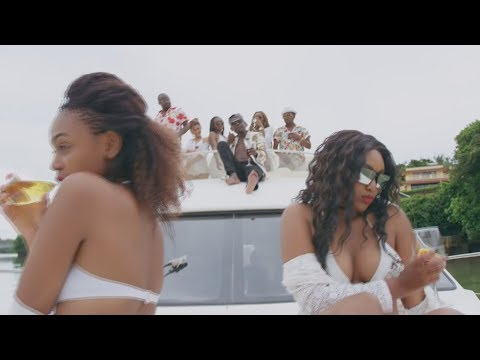 Khaligraph Jones Ft Ray C  - Unanidatisha [Official Music Video]